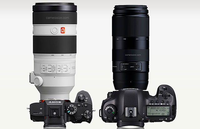 2019年半ばにタムロンからソニーのフルサイズEマウント用レンズ「100-400mm f/5-6.3 」が登場する!?