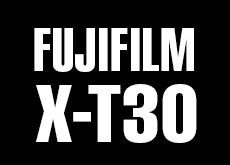 富士フイルムX-T30