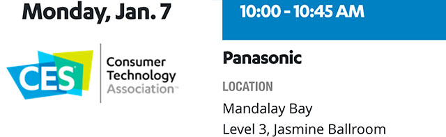 パナソニックのフルサイズミラーレス「LUMIX S1/S1R」は1月7日にCESで正式発表される!?マイクロフォーサーズ用レンズ「LEICA DG VARIO-SUMMILUX 10-25mm F1.7」の登場は2019年の後半になる!?