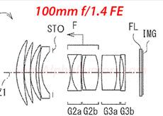 FE 100mm F1.4 GM