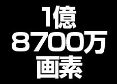 パナソニックLUMIX S1Rのハイレゾショットは、1億8700万画素で撮影可能!?