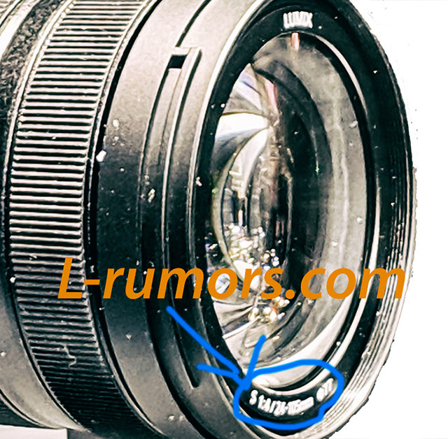 パナソニックのLUMIX S用レンズ24-105mmはF4通しで確定!?