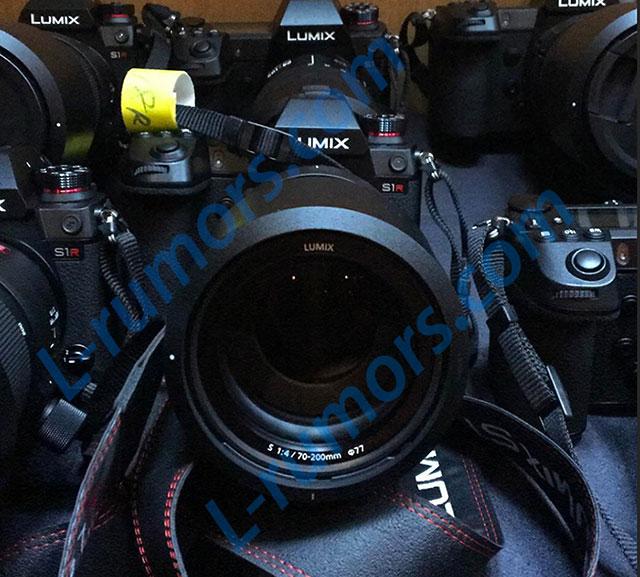 パナソニック LUMIX S 70-200mm f/4