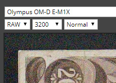 オリンパスOM-D E-M1Xのスチル画質は、E-M1 Mark IIとほとんど変わらない模様。