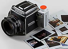 インスタントカメラ「Hasselblad-Instax」