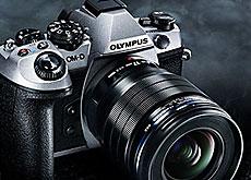 OLYMPUS OM-D E-M1 Mark II (シルバー)
