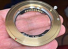 TECHARTがニコンZシリーズでソニーEマウントレンズをAF使用できるマウントアダプタを開発中の模様。