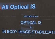 キヤノンがEOS Rにてボディ内手ブレ補正とレンズ側手ブレ補正をシンクロする「All Optical IS」を開発している模様。
