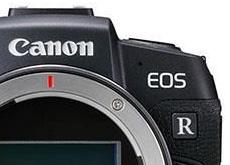 キヤノン「EOS RP」