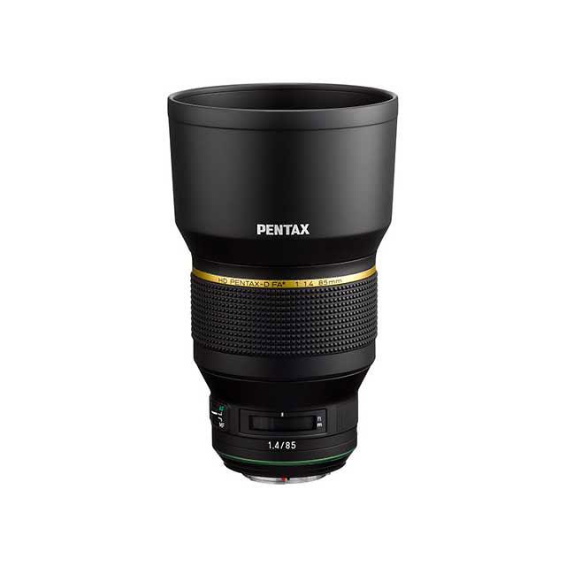 HD PENTAX-D FA★85mmF1.4