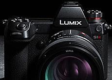 LUMIX S1/S1R」