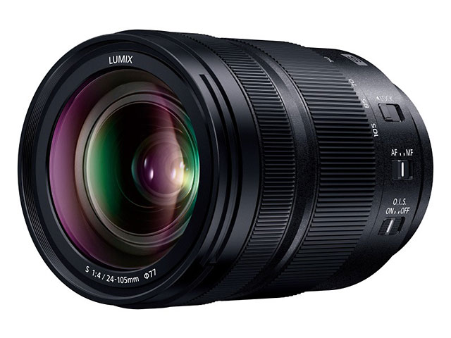 LUMIX S 24-105mm F4 MACRO O.I.S.(S-R24105)