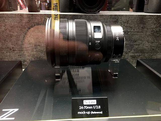 ニコンが近日中にZ用レンズ「NIKKOR Z 24-70mm f/2.8 S」を正式発表する!?