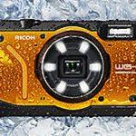 リコーがタフネスカメラのハイエンド機「WG-6」を正式発表。