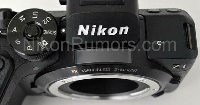 ニコンZシリーズのエントリーモデル「ニコン Z 1」