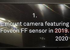 【CP+2019】シグマのフルサイズFoveonは2020年に発売延期になった模様。3層構造はRGBの1:1:1に戻る模様。