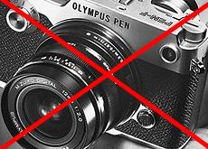 オリンパスはPEN-F IIを発表しない!?PEN-Fシリーズを終了する!?