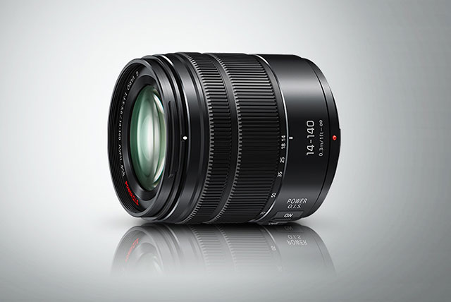 LUMIX G VARIO 14-140mm F3.5-5.6 II ASPH. POWER O.I.S