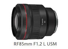 RF85mm F1.2L USM