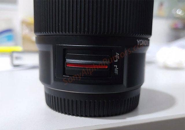 YN50mm F1.1