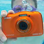 ニコンがキッズ防水カメラ「COOLPIX W150」を海外正式発表。