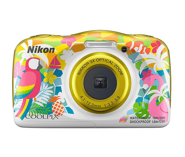 ニコン キッズ防水カメラ「COOLPIX W150」