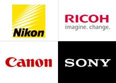 ニコン、リコー、キヤノン、ソニーの商品企画よる座談会。