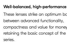 ニコン ZのパンフレットにS-Lineではないレンズについての説明が掲載されている模様。