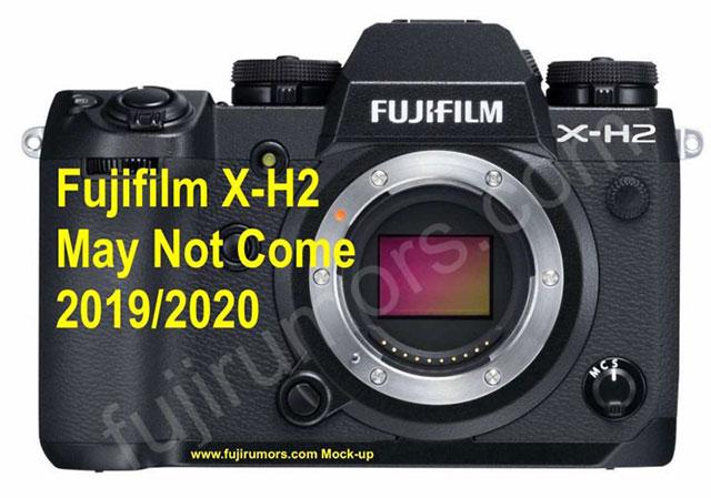 富士フイルムX-H2は2020年にも発売されない!?