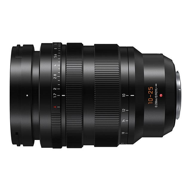 パナソニック「LEICA DG VARIO-SUMMILUX 10-25mm F1.7 ASPH.」