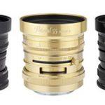 ロモグラフィーがフルサイズミラーレス用のPetzvalレンズを発売。「Petzval 55mm f/1.7 MK II」