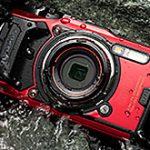 オリンパスがタフカメラ「TG-6」を海外正式発表。