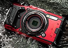 オリンパス タフカメラ「TG-6」