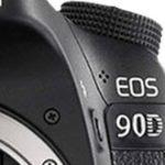 キヤノンEOS 90Dは8月28日に発表!?EFマウントのミラーレス機になる!?