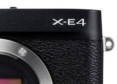 富士フイルム X-E4
