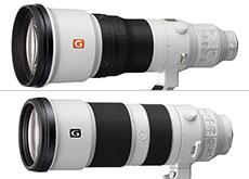 「FE 600mm F4 GM OSS」と「FE 200-600mm F5.6-6.3 G OSS」