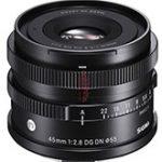 シグマのフルサイズミラーレス用レンズ「14-24mm F2.8 DG DN | Art」「35mm F1.2 DG DN | Art」「45mm F2.8 DG DN | Contemporary」の画像と価格がリーク
