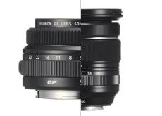 富士フイルムが、GFXシリーズ用「GF50mmF3.5 R LM WR」とXシリーズ用「XF16-80mmF4 R OIS WR」を発表。