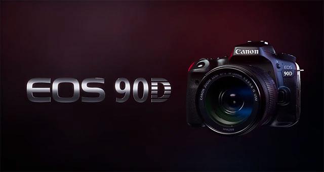 EOS 90D