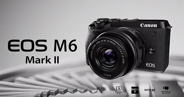 EOS M6 Mark II
