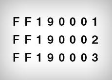 富士フイルムが認証機関に新しいコード名「FF190003」を登録。