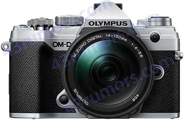 OM-D E-M5 Mark III