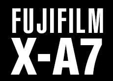 富士フイルム X-A7