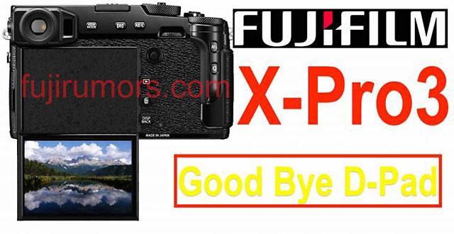 富士フイルムX-Pro3