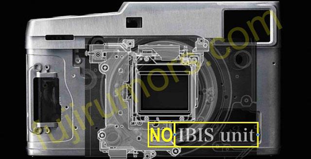 富士フイルムX-Pro3にはボディ内手ブレ補正は搭載されない!?
