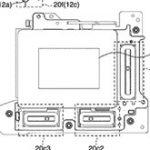 更なるキヤノンのボディ内手ブレ補正ユニットの特許が発見された模様。