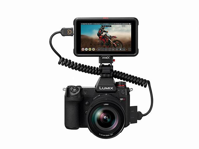 パナソニックが「LUMIX S1H」で最大5.9K29.97pの動画RAWデータを出力するファームウェアを開発発表