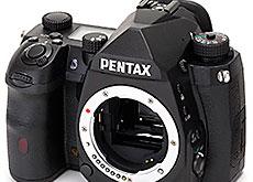 PENTAX APS-Cハイエンドモデル
