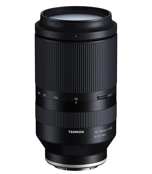 タムロン 70-180mm F/2.8 Di III VXD (Model A056)
