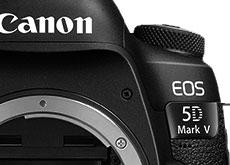 EOS 5D Mark V